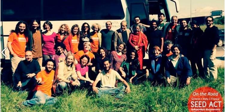 Διεθνές καραβάνι αλληλεγγύης για τους σπόρους - International Solidarity Caravan for Seeds