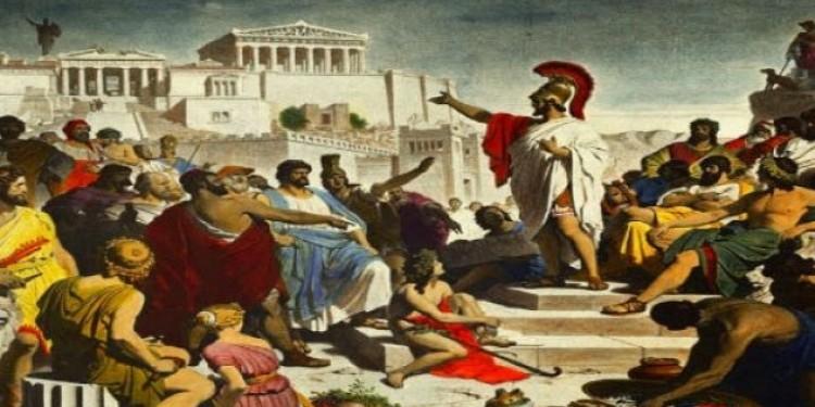 Το κοινωνικοπολιτικό περιβάλλον που γέννησε την επικούρεια φιλοσοφία