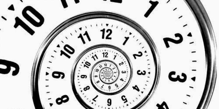 Το ταξίδι στην διάσταση του χρόνου ... και ο Γόρδιος Δεσμός ...